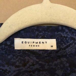 Equipment Tops - ✨ Equipment Signature Python Print Blouse ✨